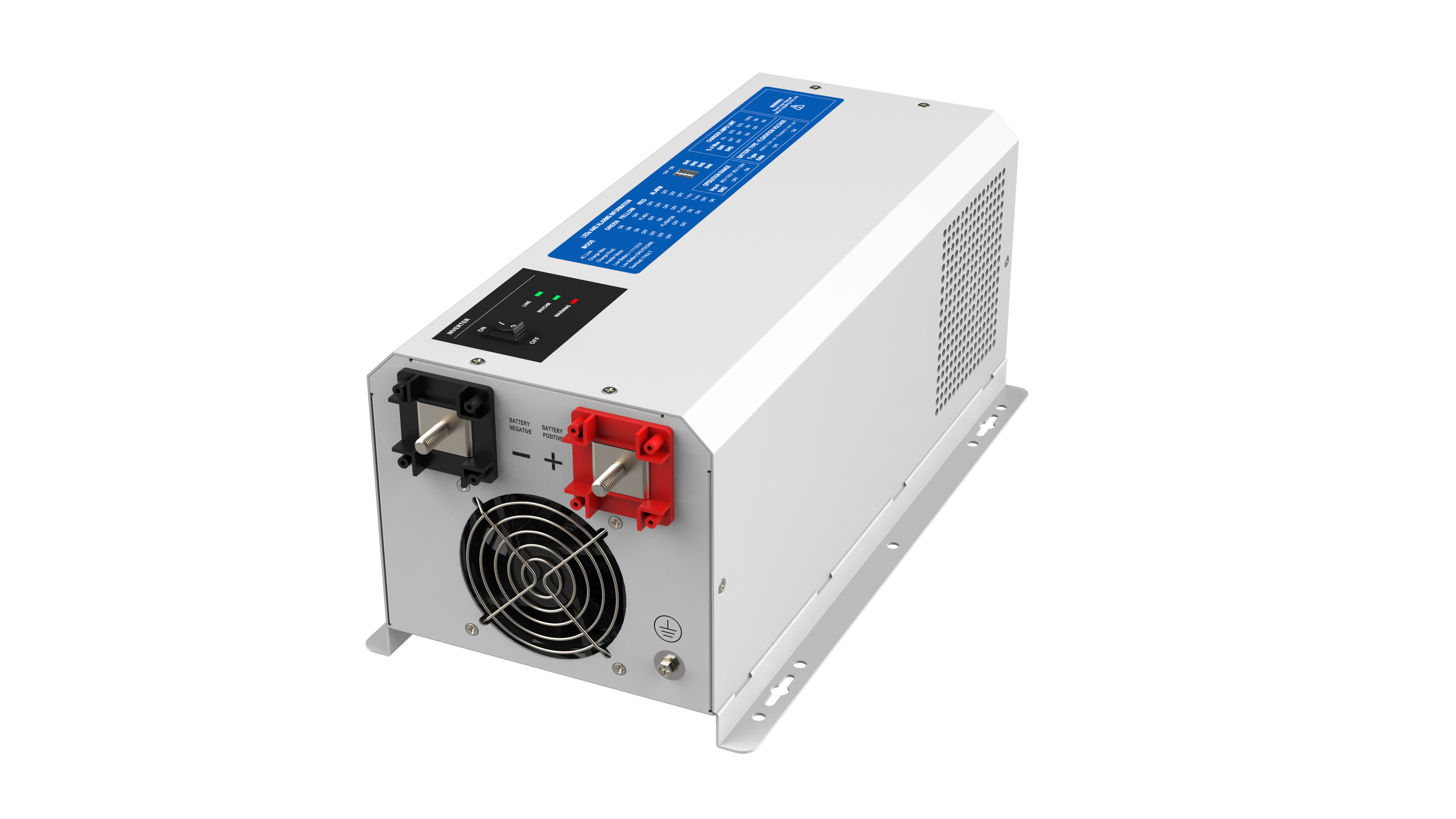 Square wave inverter ECO Series off-grid power frequency inverter