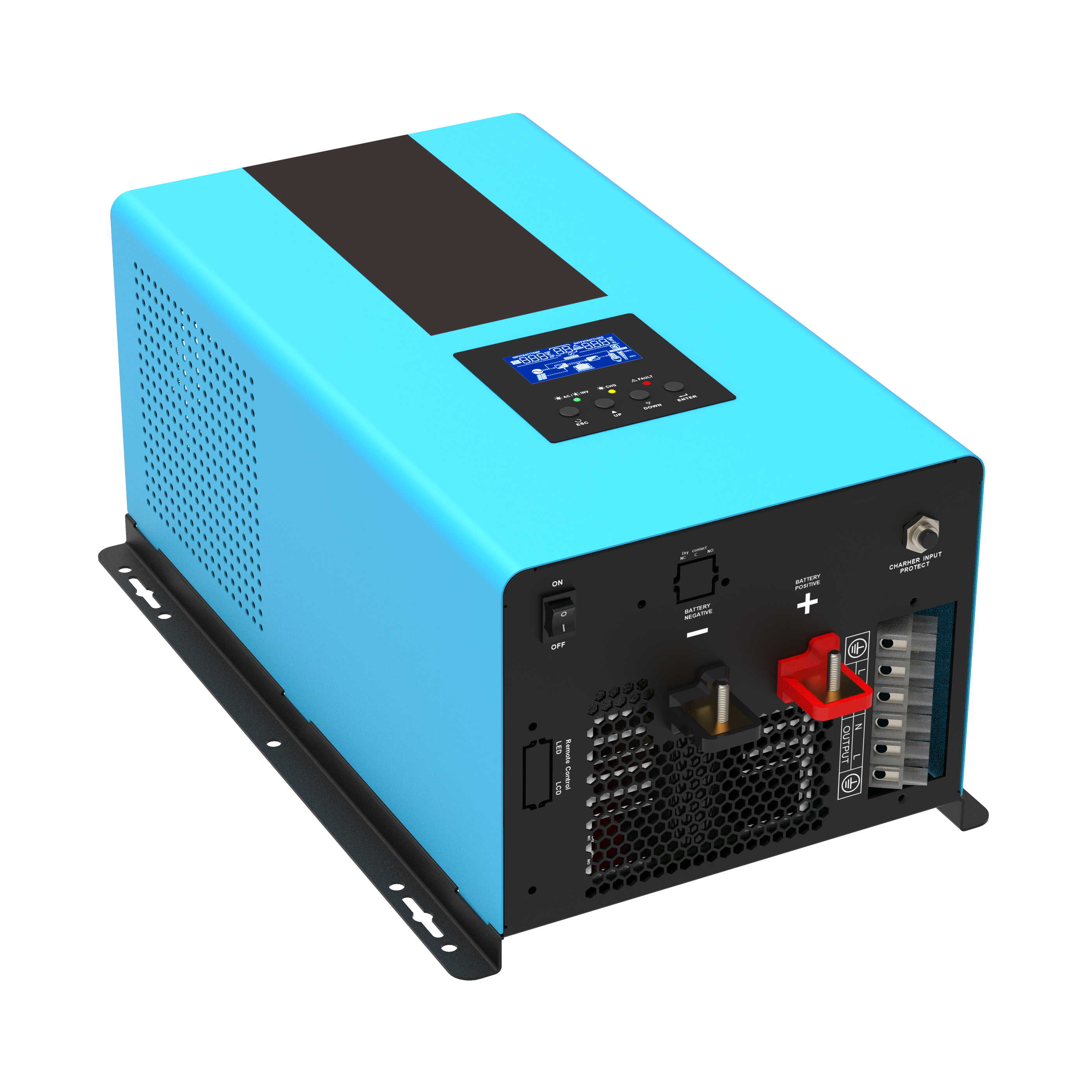 RP Series 3K Off Grid Solar Inverter Pure Sine Wave